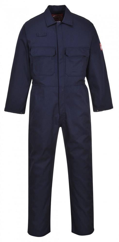 Cheap Fire Retardant Clothing >> Bizweld Cotton Overalls Flame Retardant Safety Clothing