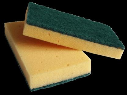Large Sponge Scourers