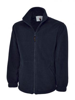 Mediumweight Full Zip Fleece