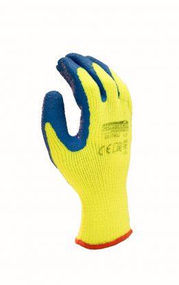 Constructor Hi-Vis Thermal Gloves