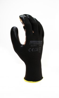 Constructor Lightweight Nitrile Coated Gloves