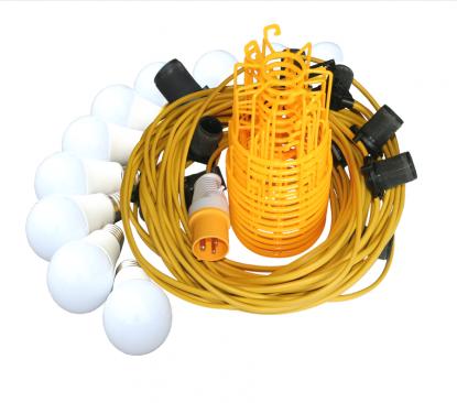 110V LED Festoon Kit