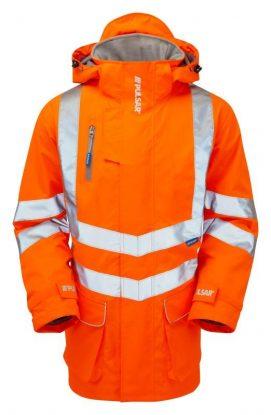 Pulsarail 300 Denier Waterproof PU-Coated Storm Coat