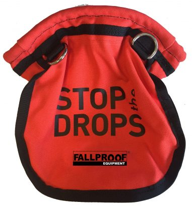Fallproof Canvas parts pouch