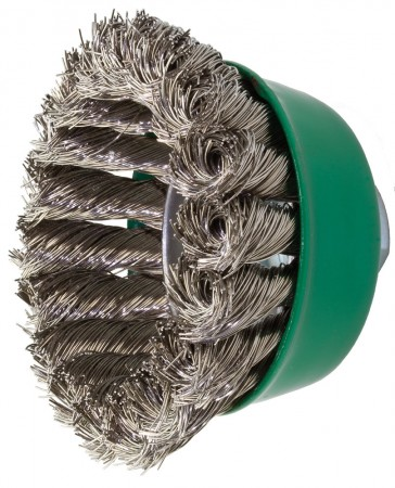 Twist Knot Cup Brush