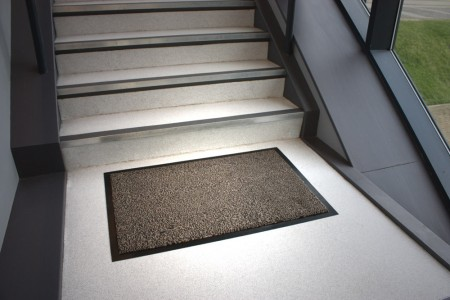 Contract Door Mat with Polyprop fibres