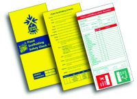 good to go safety check book ladders 25 pages onsite support