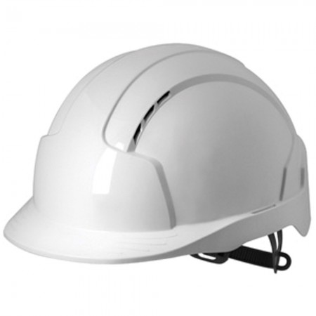 Evolite Mid Peak Vented Safety Helmet