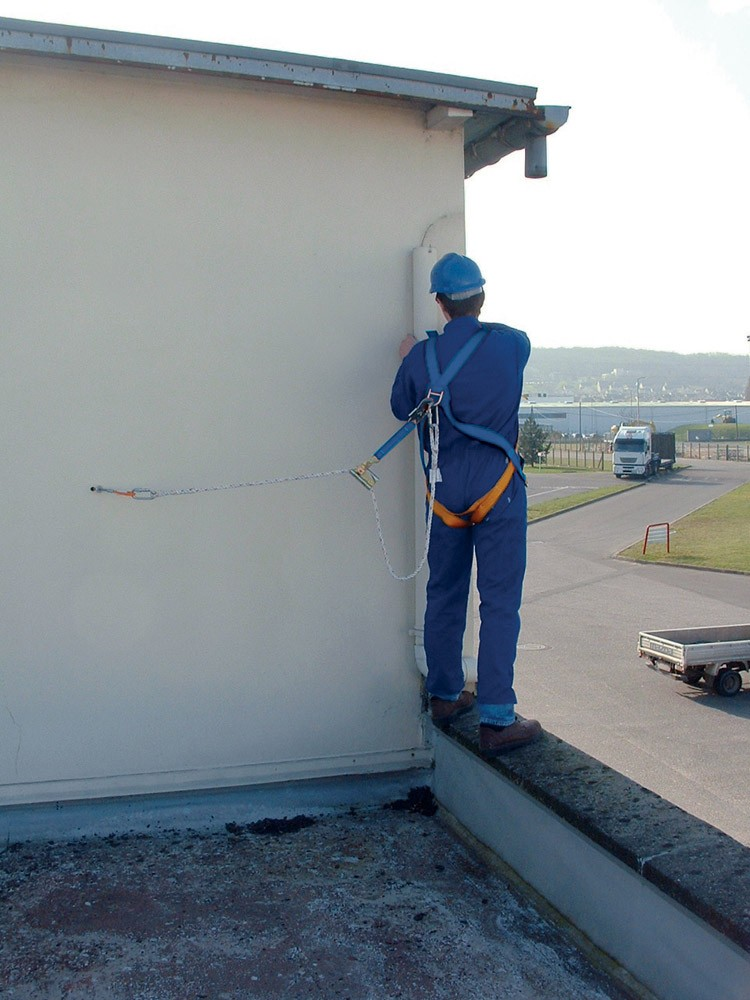 Quick Lock Fall Protection Anchor Onsite Support