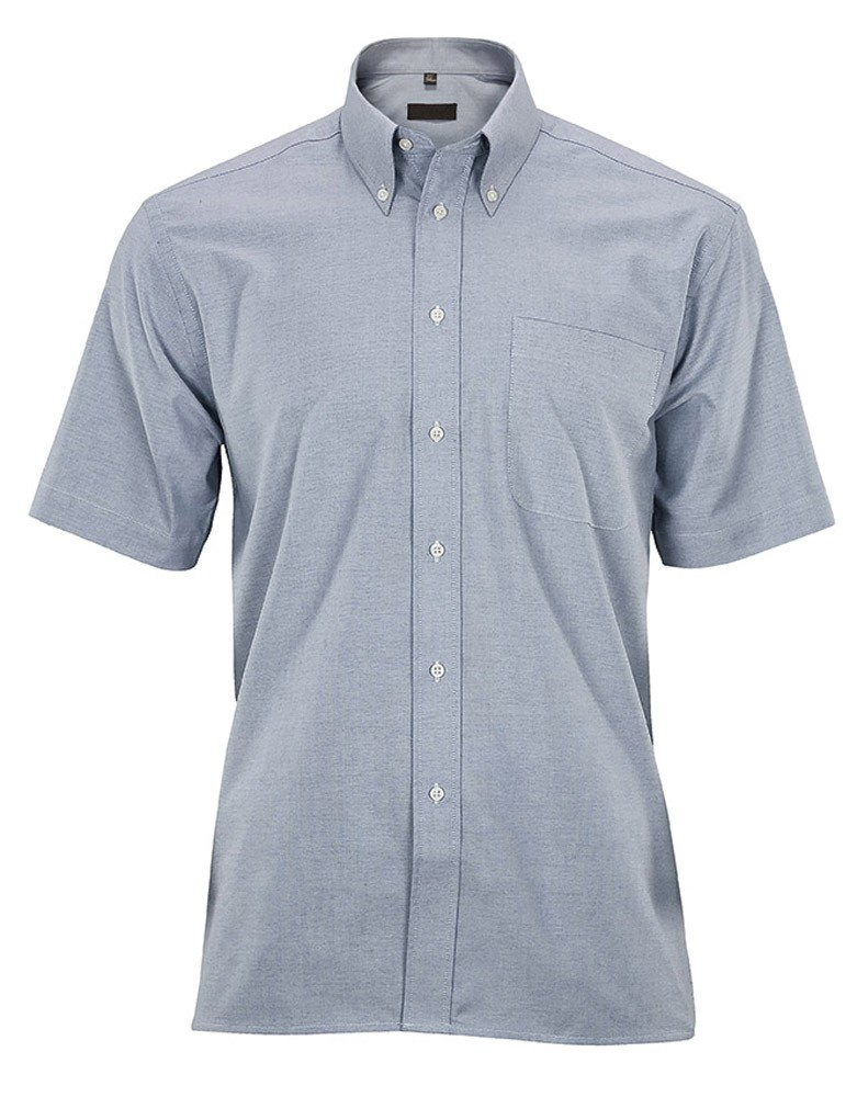 Short Sleeve Oxford Shirt Onsite Support