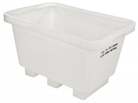 Fork Lift Mortar Tub