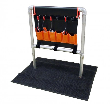 Quick Switch Rail Apron, 6 Pocket - Clearance