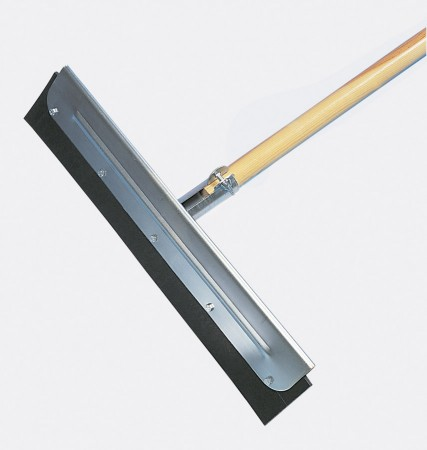 Straight Metal Squeegee (requires Handle)