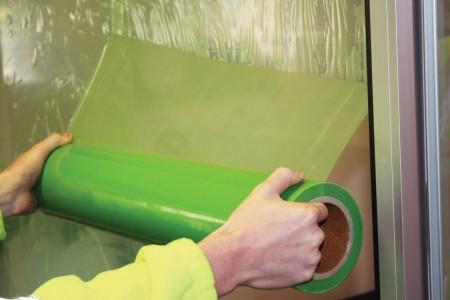 Self Adhesive Window Film protection