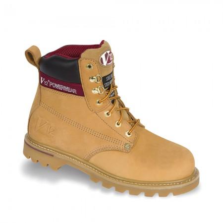 V12 Boulder Nubuck Safety Boots