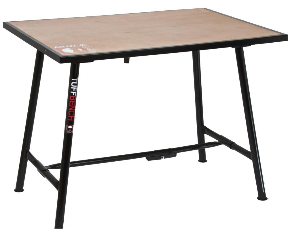 Constructor Heavy Duty Folding Workbench Site Equipment
