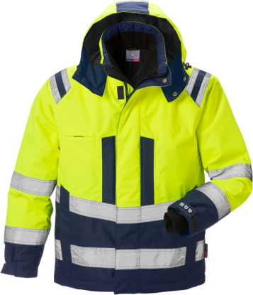 Fristads Airtech High Vis Winter Jacket cl 3 4035 GTT