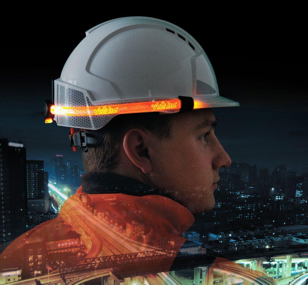Visilite Safety Helmet Light