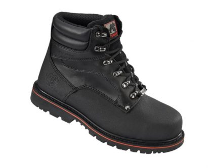 Tomcat Ashstone Full Grain Leather Waterproof Breathable Safety Boots with Comfort EVA Footbed