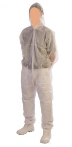 Disposable Coveralls & Overshoes