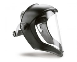 Face shields & Browguards