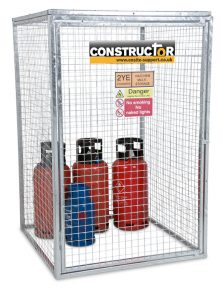 Gas Cages