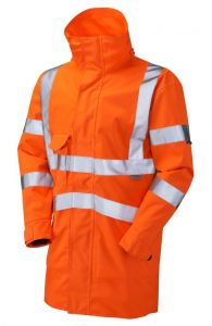 Hi Visibility Rail Clothing