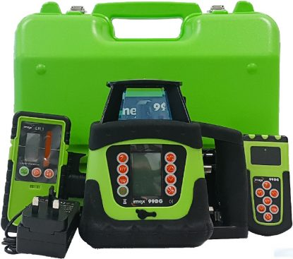 IMEX 99DG Dial-in Grade Rotating Laser Level