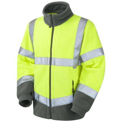 Hi-Vis Fleece Jacket Class 3