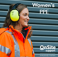 Supporting women's health and safety in construction