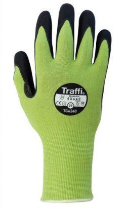 Traffiglove MicroDex Ultra Coated LXT Cut Level E Glove