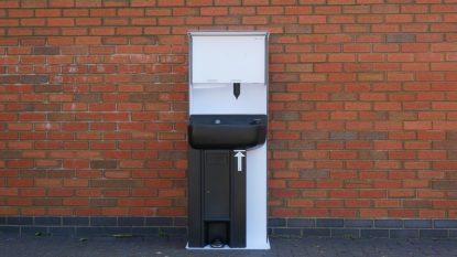 H-Wash45 Handwash Station