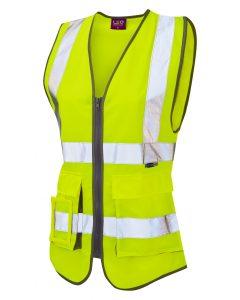 Safety & Clothing > Women's PPE > Ladies Hi Visibility Clothing