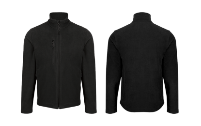 Regatta Honestly Made Recycled Fleece- Black